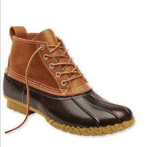 "LL BEAN Classic 6"" Bean Boots"